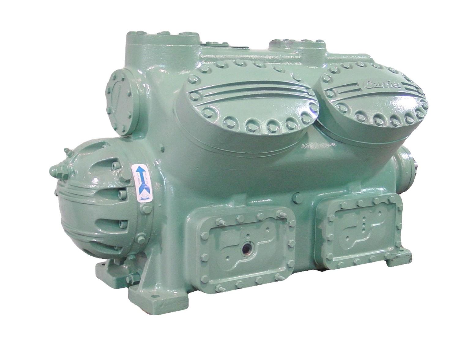 Carrier 5h80 compressor service