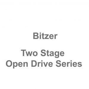 Two Stage Open Drive